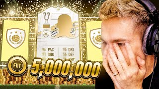I PACKED A 5M+ ICON!! (FIFA 21 PACK OPENING)