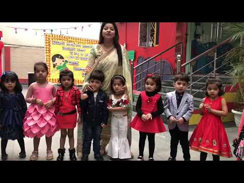 Children's day wishes from chairperson Mrs Preeti Kwatra