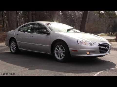 2001 Chrysler LHS Start Up, Road Test