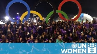 UN Women at the 2016 Rio Olympic Games