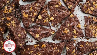No Need to Buy It! How to Make Brownie Brittle from Scratch