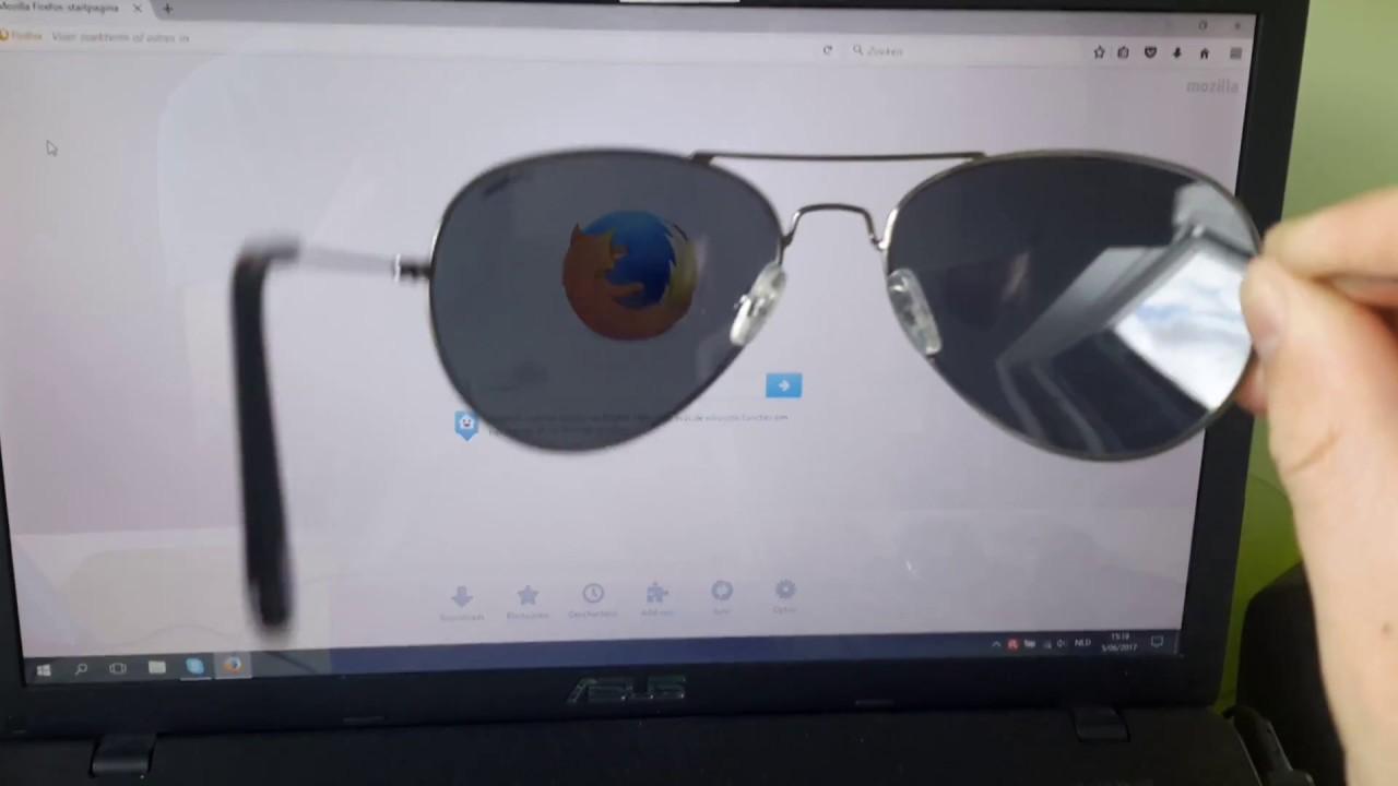 71fd5d6d1efefe Test gepolariseerde glazen - YouTube