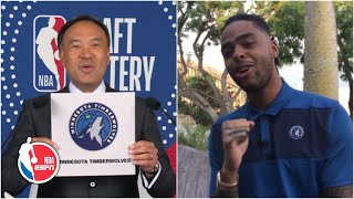 Minnesota Timberwolves win 2020 NBA Draft lottery [FULL LOTTERY] | NBA on ESPN