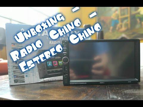 Unboxing Radio Chino - Estereo Chino 2020