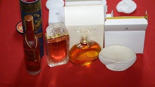 Новые ароматы  Lalique, Ted Lapidus, Franck Olivier. - Видео от Alina Miracle