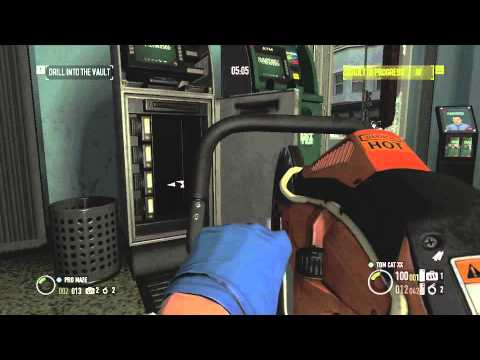 payday 2 how to get bain card