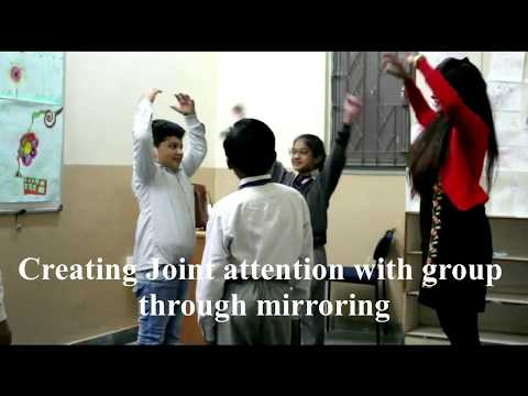 Creative/Dance Movement Therapy In School Setting