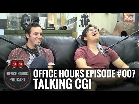 Talking CGI - RJFS Office Hours Podcast - Ep. 7