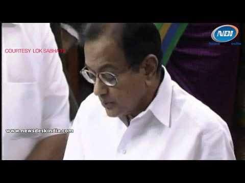 Chidambaram presents Interim Budget 2014-15 Part-II