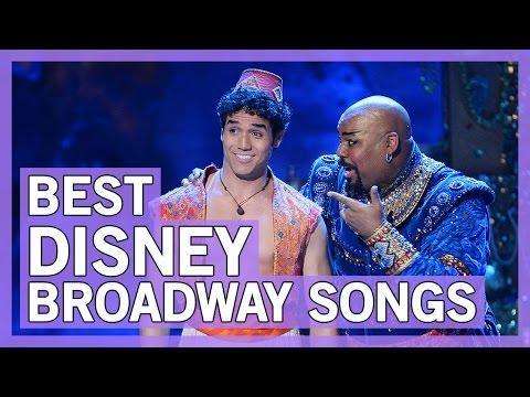 Best Original Disney Broadway Songs | Thingamavlogs