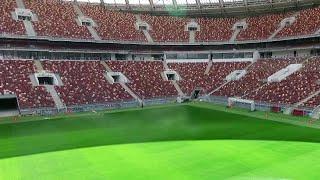 Первый канал в прямом эфире покажет отборочный матч Евро-2020 Россия - Шотландия.