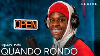 "Quando Rondo ""Just Keep Going"" (Live Performance) 