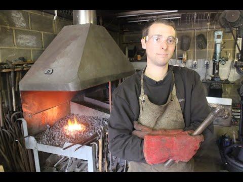 Journey Into Blacksmithing