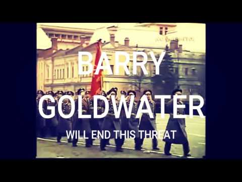 Barry Goldwater for 1 Commercial