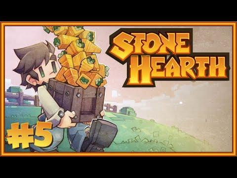 Goblinlere Ölüm ! - Survival, Macera, Koloni - Stone Hearth Türkçe - #5
