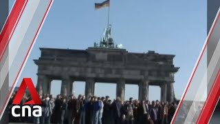 Video being launched in Singapore to commemorate 30th anniversary of the fall of Berlin Wall
