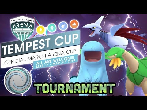 MY TEMPEST CUP TOURNAMENT RESULTS IN POKEMON GO thumbnail