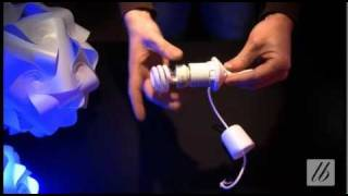 Jigsaw Lamp - Fassung Einsetzen/add Cable