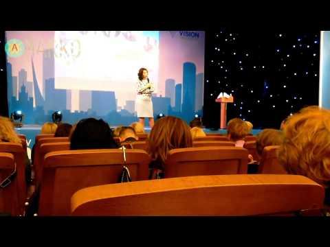 Moscow VIP forum 2017,  Мадина Джалилова, Uzbekistan