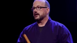 Lessons from the Shakuhacki | Lee Watanabe Crockett | TEDxWestVancouverED
