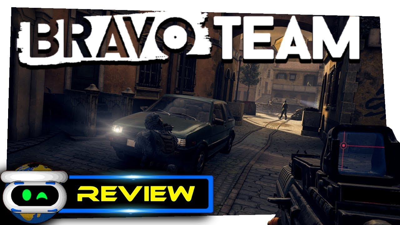 Bravo Team PSVR Review