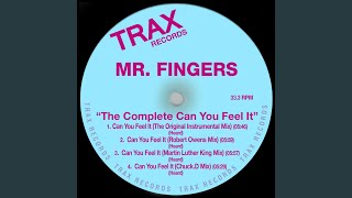 Can You Feel It (Martin Luther King Mix)