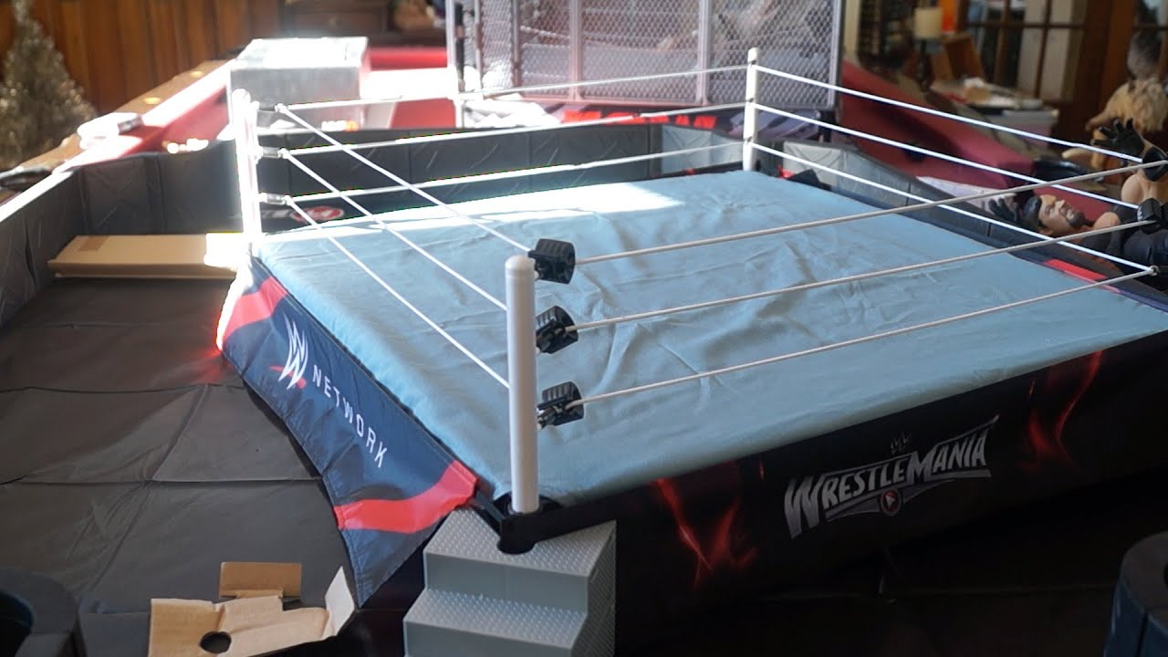 Wicked Toys Ring Wrestling