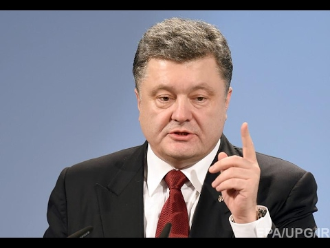 Poroshenko: Nothing about Ukraine must be agreed without Ukraine. Munich Security Conference 2017.