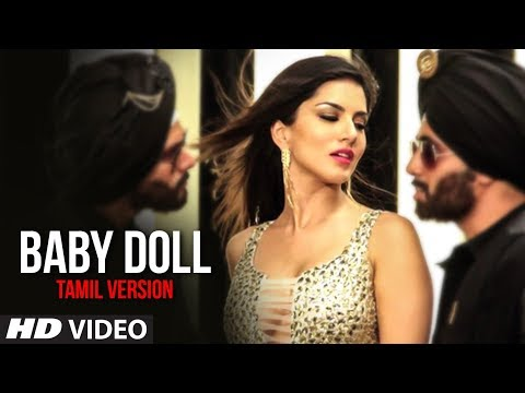 Baby Doll Tamil Version Ft. Hot Sunny Leone | Ragini MMS 2 | Khushbu Jain & Saket
