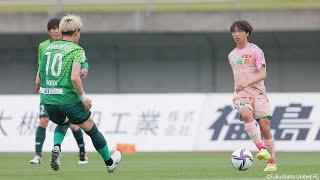 福島ユナイテッドFCvsFC岐阜 J3リーグ 第10節