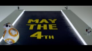 May 4 - May The 4th Be With You - #GetItToday