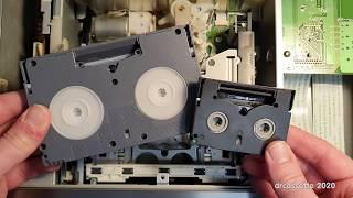 Sony DHR-1000VC DV VCR repairs [1/2]