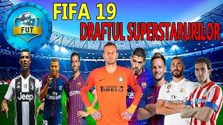 Draftul SuperStarurilor - Ronaldo, Mbappé, Suarez Si Compania De Neoprit !!!
