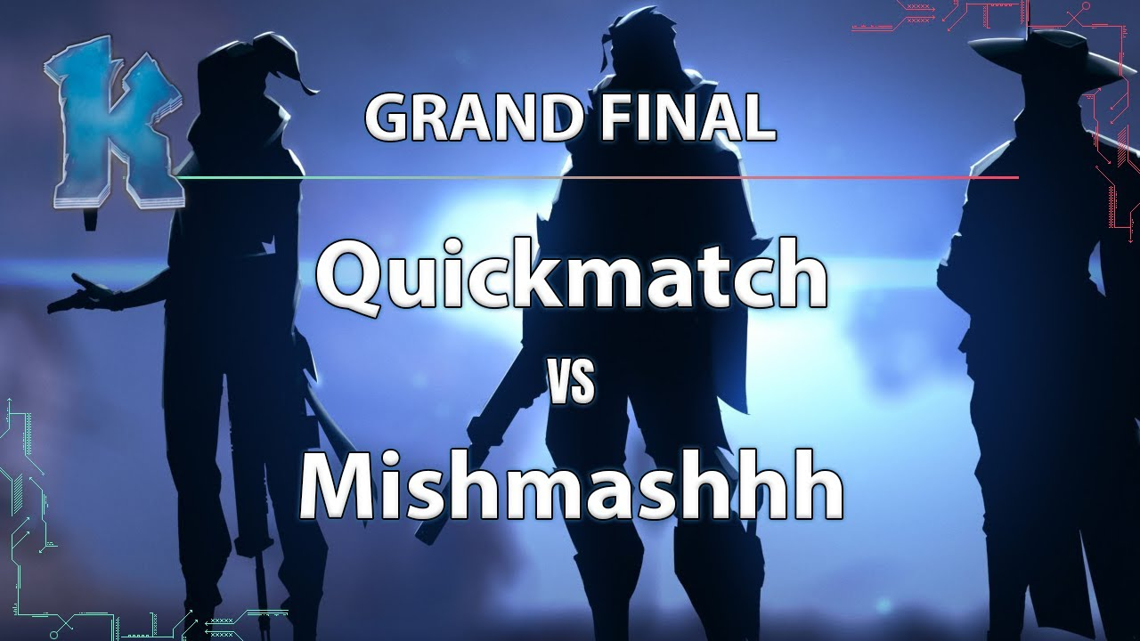 ► Valorant Esports - Quickmath vs. Mishmashhh - Grand FInal - Clutch Battles Finals