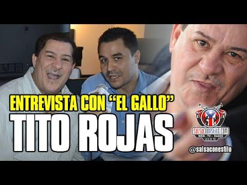 Tito Rojas ((( Entrevista ))) SalsaConEstilo.com by Gabo