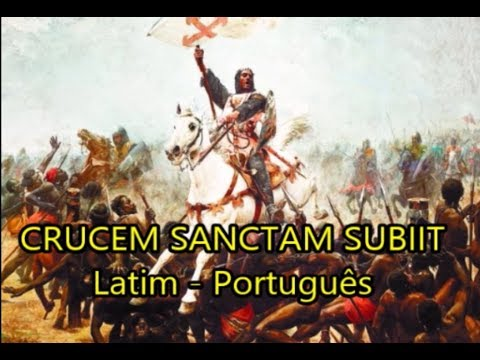 Crucem Sanctam Subiit LEGENDADO PT-BR