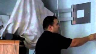 How to install surround sound wires: Part 6 running wire