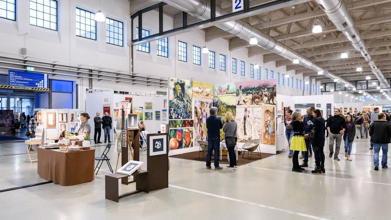 NEUE ArT 2019 - Die Kunstmesse