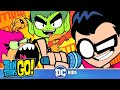 Teen Titans Go! | How To Be A Pro Wrestler | DC Kids