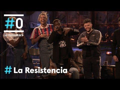 LA RESISTENCIA - Afrojuice, trap y extorsión | #LaResistencia 07.02.2018