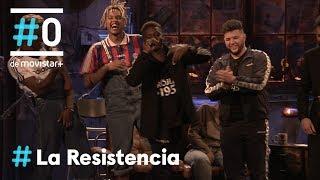 LA RESISTENCIA - Afrojuice, trap y extorsión | #LaResistenc...