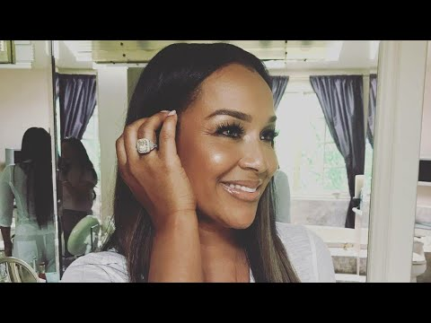Actress LisaRaye McCoy