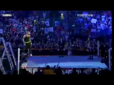 Jeff hardy vs Edge Extreme rules part 1