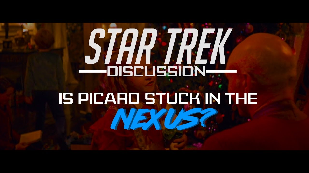 Fan Theory: Is Picard still in the Nexus?