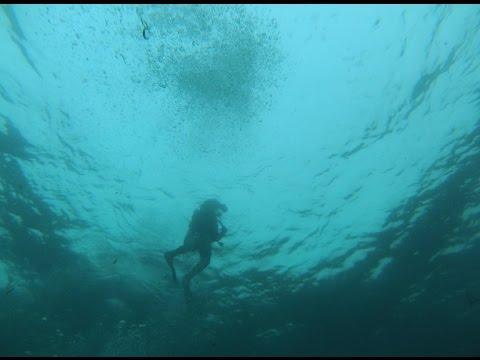 scuba diving ireland fanore