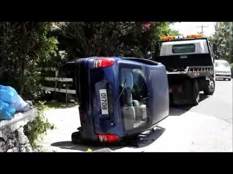 Car Removed From Side July 12 2012