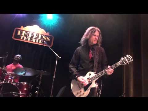 Kevin Russell band in Vallejo