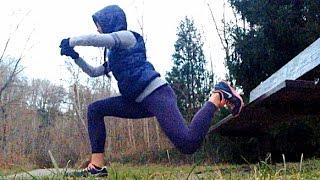 Разнообразь свой бег ✧ Бег+Упражнения.