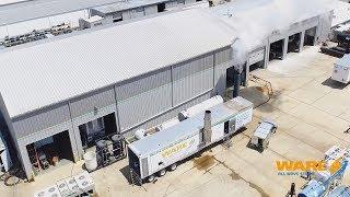 Inside Look of the 1000 Horsepower Mobile Boiler Room