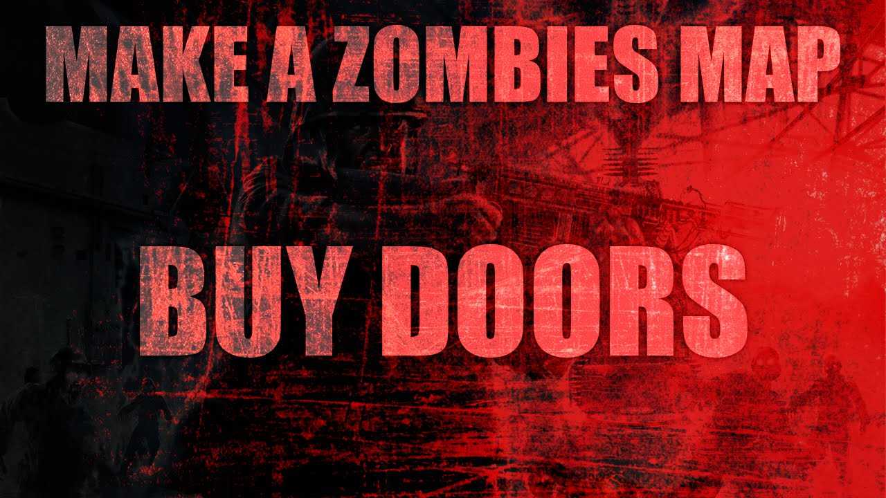 Buy sliding doors ep22 how to make a custom zombies map on buy sliding doors ep22 how to make a custom zombies map on call of duty world at war vtopaller Choice Image